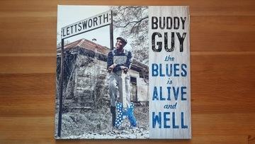 Buddy Guy – The Blues Is Alive And Well 2LP EX+ доставка товаров из Польши и Allegro на русском
