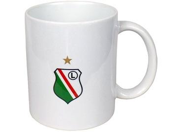 Кружка для питья с ухом белый рубин - Герб доставка товаров из Польши и Allegro на русском