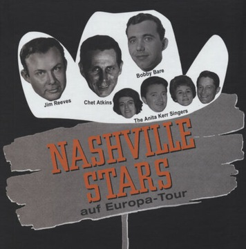 CD V/A - Nashville Stars On Tour (4CD+DVD) доставка товаров из Польши и Allegro на русском