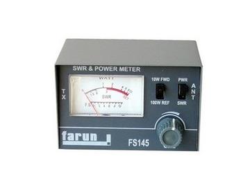 Reflektometr КСВ Farun FS-145 Измеритель CB доставка товаров из Польши и Allegro на русском