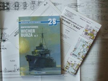 Эсминцы Wicher, Burza часть. 1 - AJ Press  доставка товаров из Польши и Allegro на русском