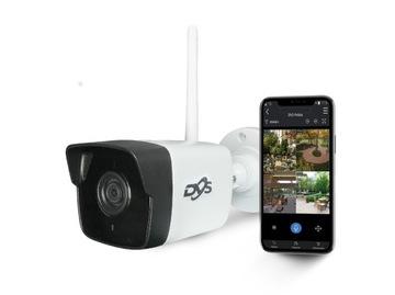 Внешняя камера DVS WiFi IP Full HD 2 мп 1080p доставка товаров из Польши и Allegro на русском