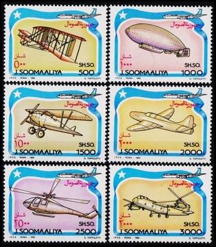 Сомали 1993 Мне 485-90 ** Самолет Вертолет доставка товаров из Польши и Allegro на русском