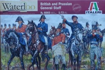 Italeri 6065 British and Prussian General Staff доставка товаров из Польши и Allegro на русском