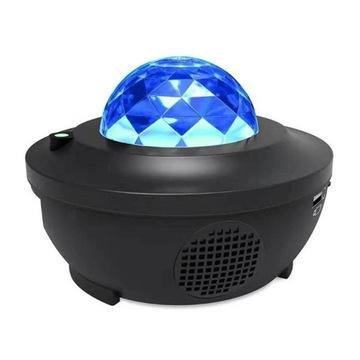 Звездный светодиодный звездный проектор - в подарок ночник доставка товаров из Польши и Allegro на русском