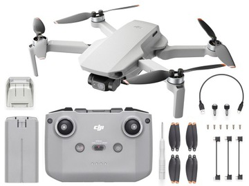 Dron DJI MINI 2 (Mavic Mini 2) 4K FPV 31min 5km доставка товаров из Польши и Allegro на русском
