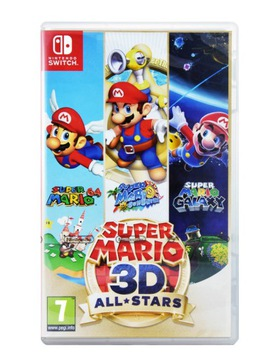 SUPER MARIO 3D ALL STARS / GRA NINTENDO SWITCH доставка товаров из Польши и Allegro на русском