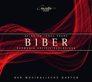 Biber Harmonia Artificioso-Ariosa 2cd COVIELLO доставка товаров из Польши и Allegro на русском