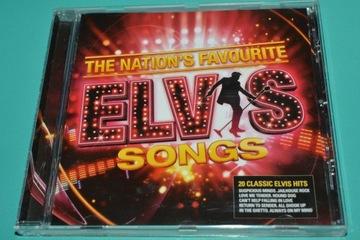 The Nation's Favourite Elvis Songs - Elvis Presley доставка товаров из Польши и Allegro на русском