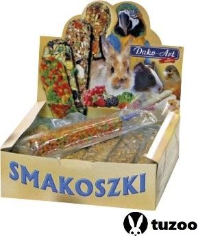 mix kolby Smakoszka Bomboniera dla papug 12 szt