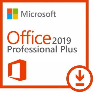 Microsoft OFFICE 2019 PRO PLUS   RU   5ШТ доставка товаров из Польши и Allegro на русском