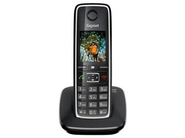 Беспроводной телефон GIGASET C530 ЖК-Clip доставка товаров из Польши и Allegro на русском