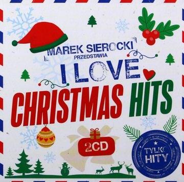 MAREK SIEROCKI PRZEDSTAWIA: I LOVE CHRISTMAS HITS доставка товаров из Польши и Allegro на русском