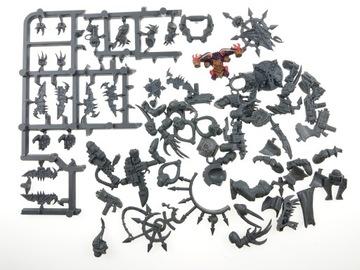 Warhammer 40k Chaos zestaw licytacja od 1 zł BCM доставка товаров из Польши и Allegro на русском