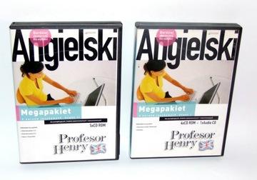 ANGIELSKI - PROFESOR HENRY MULTI KURSY JĘZYKOWE доставка товаров из Польши и Allegro на русском