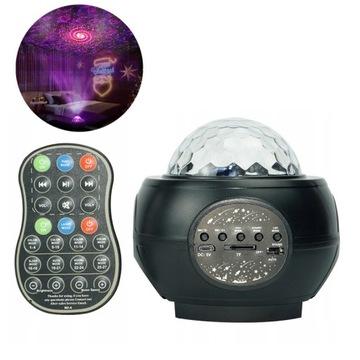 Звездный светодиодный звездный проектор - подарок ночника доставка товаров из Польши и Allegro на русском