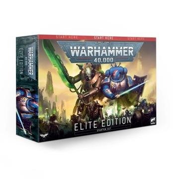 Warhammer 40000 Elite Edition starter доставка товаров из Польши и Allegro на русском
