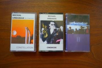 Michał Urbaniak, Urbanator - zestaw 3 kaset доставка товаров из Польши и Allegro на русском