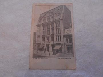 Pocztówka - ŁÓDŹ 1915 доставка товаров из Польши и Allegro на русском