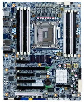 HP 708615-001 708615-601 s.2011 DDR3 PCIe PCI Z420 доставка товаров из Польши и Allegro на русском
