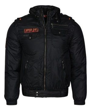 Куртка зимняя мужская Puma Padded Jacket 556827 03 М доставка товаров из Польши и Allegro на русском