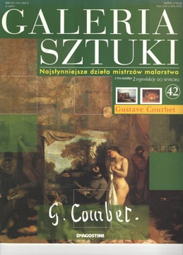 Galeria sztuki Gustawe Courbet t. 42+ reprodukcja доставка товаров из Польши и Allegro на русском