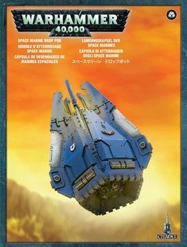 Падение Под | Space Marines | Warhammer 40000 доставка товаров из Польши и Allegro на русском