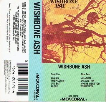 Wishbone Ash Pilgrimage /USA /MC доставка товаров из Польши и Allegro на русском
