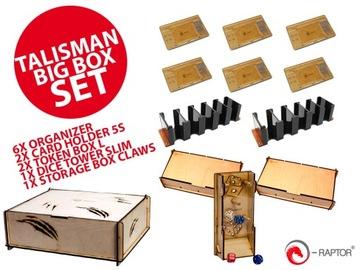 e-Raptor Талисман Big Box (новая редакция) доставка товаров из Польши и Allegro на русском