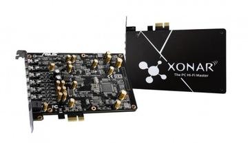 Звуковая карта ASUS Xonar AE PCI-E 7.1 24-bit доставка товаров из Польши и Allegro на русском