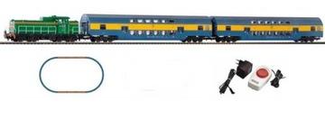 Набор с локомотивом spalinową SM42 ЖД PIKO 97934 доставка товаров из Польши и Allegro на русском