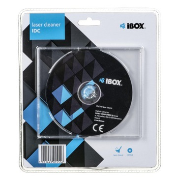 Чистящий диск IBOX IDC доставка товаров из Польши и Allegro на русском