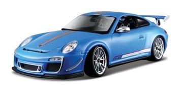 Porsche 911 GT3 RS 4.0 1:18 Bburago 18-11036 доставка товаров из Польши и Allegro на русском