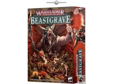 Warhammer Underworlds: Beastgrave 2 osoby starter доставка товаров из Польши и Allegro на русском