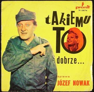 JÓZEF NOWAK - Takiemu to dobrze - EP доставка товаров из Польши и Allegro на русском