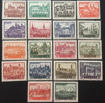 Fi 1044-1061 ** 1960 - Historyczne miasta polskie доставка товаров из Польши и Allegro на русском