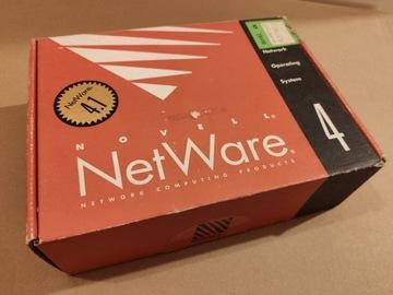 System operacyjny Novell Netware 4.1 BOX доставка товаров из Польши и Allegro на русском