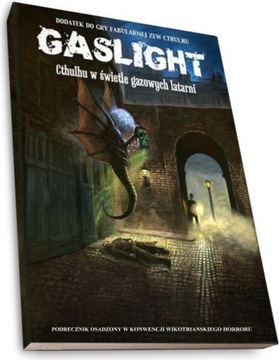 GASLIGHT - Cthulhu w świetle gazowych latarni доставка товаров из Польши и Allegro на русском