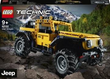LEGO TECHNIC Jeep Wrangler 42122  доставка товаров из Польши и Allegro на русском