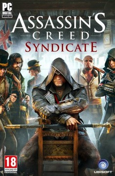 Assassin's Creed Syndicate PC klucz Uplay