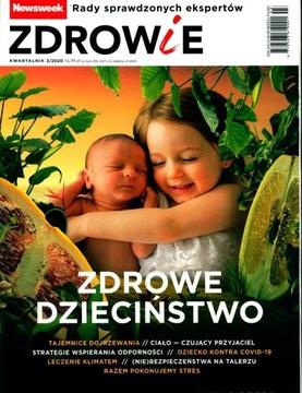 ZDROWE DZIECIŃSTWO nr 3/20 Newsweek zdrowie доставка товаров из Польши и Allegro на русском