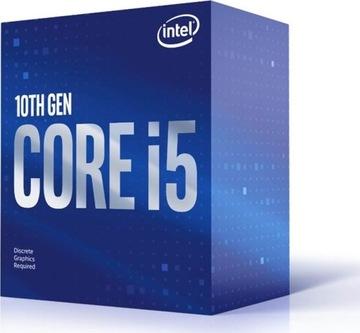 Procesor Intel Core i5-10400F 2.9GHz 12MB BOX доставка товаров из Польши и Allegro на русском