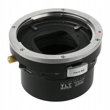 FotodioxPro TLT ROKR PT645-FX RF tilt/shift adapte доставка товаров из Польши и Allegro на русском