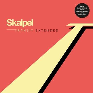 Skalpel - Transit Extended 2LP LIMITED RED VINYL доставка товаров из Польши и Allegro на русском