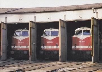 LOKOMOTYWA - 228 674-8 228 680-5 228 784-5- NIEMCY доставка товаров из Польши и Allegro на русском
