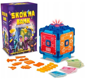 Интерактивная игра Jump on the Bank EP03951 Family доставка товаров из Польши и Allegro на русском