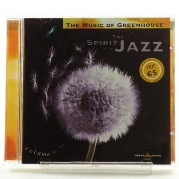 The Music Of Greenhouse - The Spirit Of Jazz доставка товаров из Польши и Allegro на русском