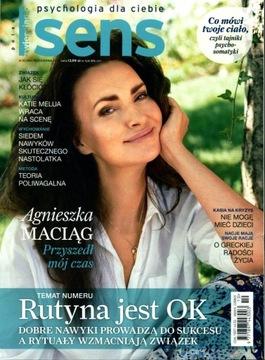 SENS psychologia dla ciebie nr 10/20 Rutyna jest доставка товаров из Польши и Allegro на русском
