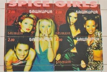 SPICE GIRLS почтовая марка для любителя группы доставка товаров из Польши и Allegro на русском