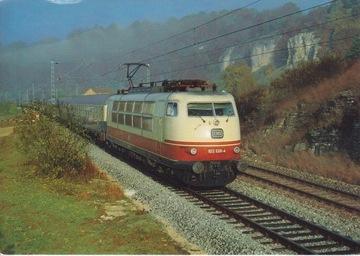 ЛОКОМОТИВ - 103 ДБ 138-4 - ГЕРМАНИЯ доставка товаров из Польши и Allegro на русском